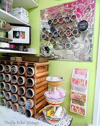 Storage Solutions For Craft Rooms - my craft room storage problem is driving me up the wall hometalk