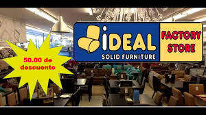 Ideal Solid Furniture YouTube - Ideal furniture