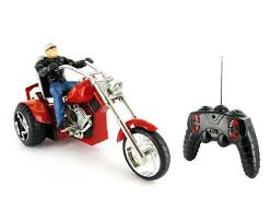 light up remote control car stunt chopper bike rtr rc trike motorcycle