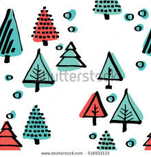 Decoration Of Christmas by Greeting Card Lettering Wishes Holiday Christmas Stock Vector