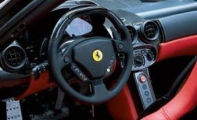 enzo steering wheel enzo drive review car and driver
