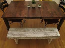Diy Dining Room Table Ideas Pinterest Painted Best Diy Rustic Dining Room Table Country
