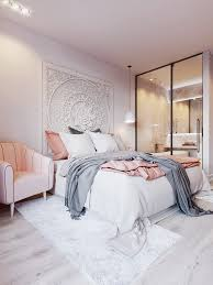 Grey Themed Bedroom by Pink U0026 White On Behance Home Pinterest Pink White Behance