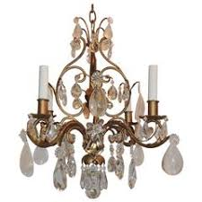 Rock Crystal Chandeliers Rock Crystal Chandeliers And Pendants 205 For Sale At 1stdibs