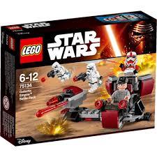 Picwic Lego by Lego Star Wars Galactic Empire Battle Pack 75134 Toys Zavvi Com