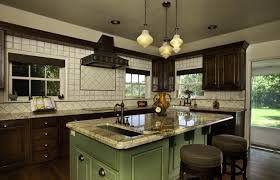 Kitchen Island With Pendant Lights Kitchen Awesome Kitchen Island Lighting Design Pictures With
