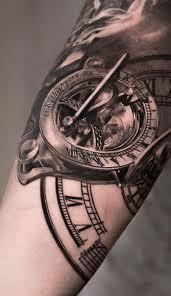 best 25 clock design ideas on clock tattoos
