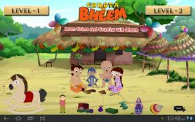 toy game with chhota bheem android apps on google play