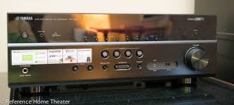 home theater yamaha yamaha rx v477 receiver review reference home theater