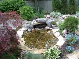 Pond In Backyard by 56 Best Ideas For A Small Backyard Pond Images On Pinterest