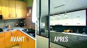 ment Moderniser Une Cuisine En Chene Lovely Home Staging Cuisine