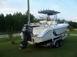 2001 cobia 23 u0027 center console loaded must sell boat needs to go