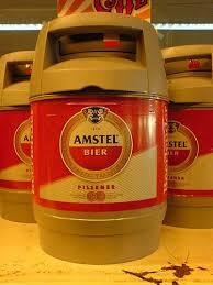 Amstel Mini Keg Vodkafish Flickr