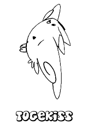 togekiss coloring pages hellokids com