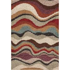 7x10 Rugs B121 Sand Paint Mesa Rug 7x10 Ft At Home At Home