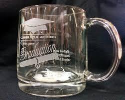 graduation mug glass graduation mug fvcc bookstore