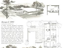 1960s ranch house floor plans vintage ranches lovely plan for