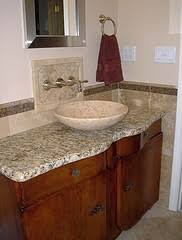 bathroom granite countertops ideas