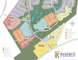 beautiful new homes in clear creek isd the reserve at clear lake