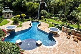 boca raton mansion with 37 foot waterfall lists for 13m curbed