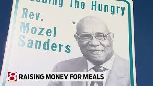 mozel sanders foundation looking for donations to provide