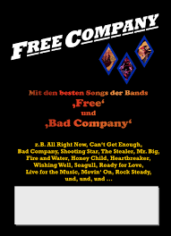 Bad Company Band Free Company Die Tribute Band Aus Berlin