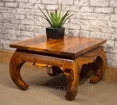 solid jali sheesham wood treasure chest ibf 109 4 size 1 curvado de madera sheesham opio pata mesa 60 x 60cm fib 1071