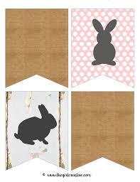 rabbit banner bunny banner the girl creative