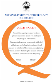 national institute of hydrology roorkee india