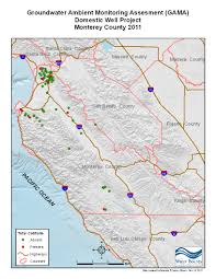 Ca County Map State Water Resources Control Board