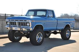 ford lifted 1973 ford f 100 ranger 4x4