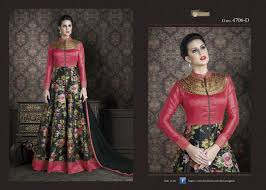 fashid wholesale violet 4706 colours by swagat beautiful stylish