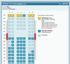 boeing 787 9 seat map the air canada 787 8 9 dreamliner discussion thread page 217