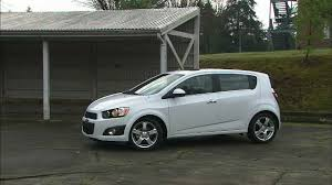 2012 chevrolet sonic ltz turbo youtube