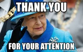 Queen Meme Generator - thank you for your attention queen eli meme generator