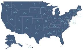Nevada Zip Code Map by Usa Maps Solution Conceptdraw Com