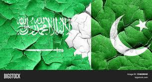Pakistans Flag Saudi Arabia Flag Pakistan Flag On Image U0026 Photo Bigstock
