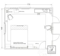 Luxury Master Bathroom Floor Plans Master Bedroom Suite Floor Plans Large Design Ideas With Bath And