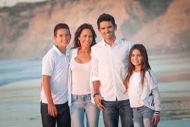 family portraits professional photographer families high