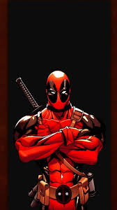 wallpaper galaxy marvel deadpool android wallpapers group 57