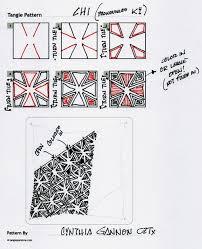 zentangle pattern trio 691 best zentangle tangle patterns images on pinterest doodles