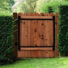 cute wooden gates home depot kimberly porch and garden ideas