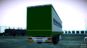 volvo trailer the trailer krone for volvo fh16 for gta san andreas