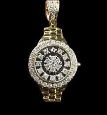 diamond rolex diamond rolex watch pendant u2013 frostbid