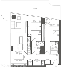 one bloor floor plans one bloor condo by great gulf harmony floorplan 2 bed 2 bath
