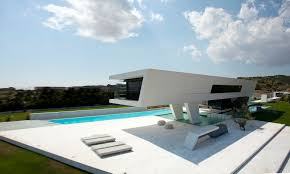 impressive ultra modern house in athens featured on architecture