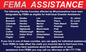 fema help desk phone number eligibility for fema disaster relief after irma