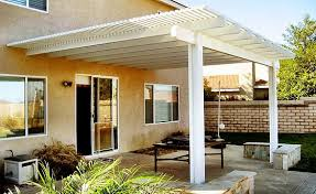 Insulated Patio Doors Types Of Patio Covers Lattice Patio Cover Solid Patio Cover