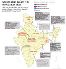 India State Map by India Floods Update 2013 U2013 Floodlist