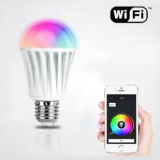 flux bluetooth smart led light bulb smartphone controlled